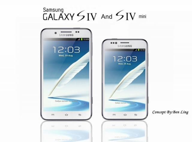 Samsung Galaxy S IV - каким он будет?