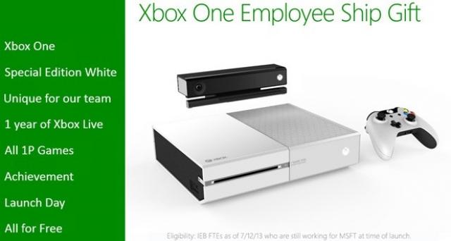 Microsoft представит белый Xbox One и еще несколько геймерских новинок осенью 2014