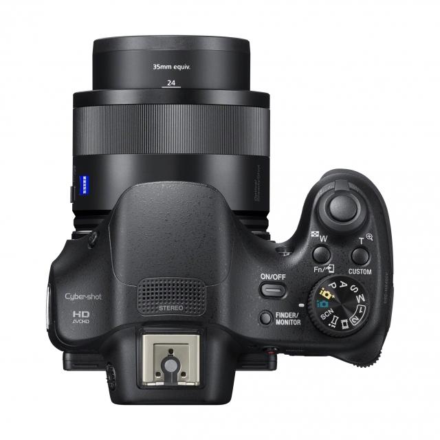 Sony Cyber-shot HX400V c 50-кратным зумом