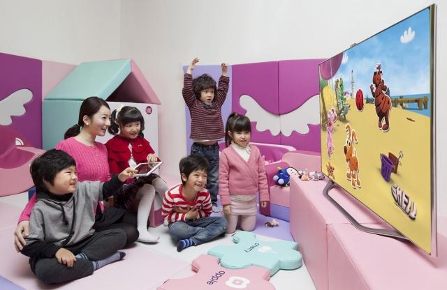 Детский софт для Smart TV