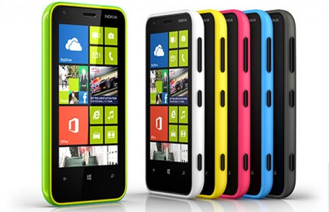 Семья Lumia растет. Встречайте Nokia Lumia 620
