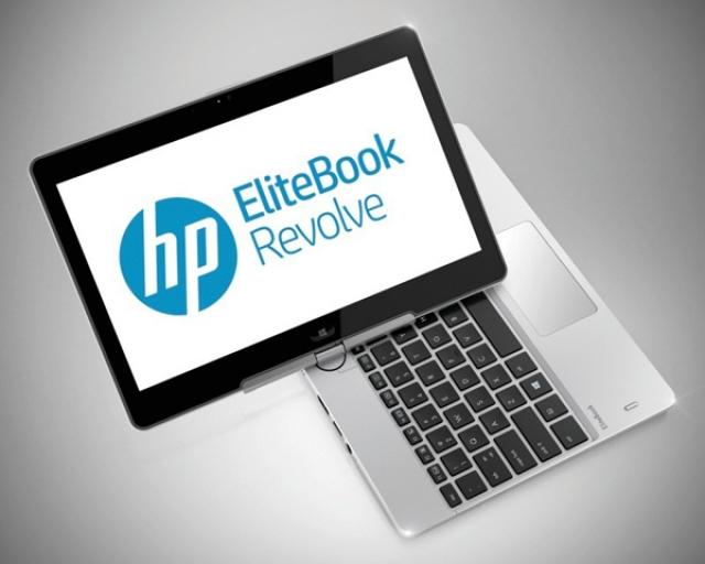 EliteBook Revolve от НР получил функционал планшета