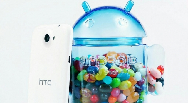 Android 4.1.1 для One X  теперь и в Европе