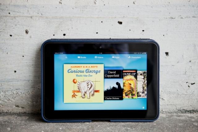Amazon выпустит новый сервис для Kindle, предназначенный для детей