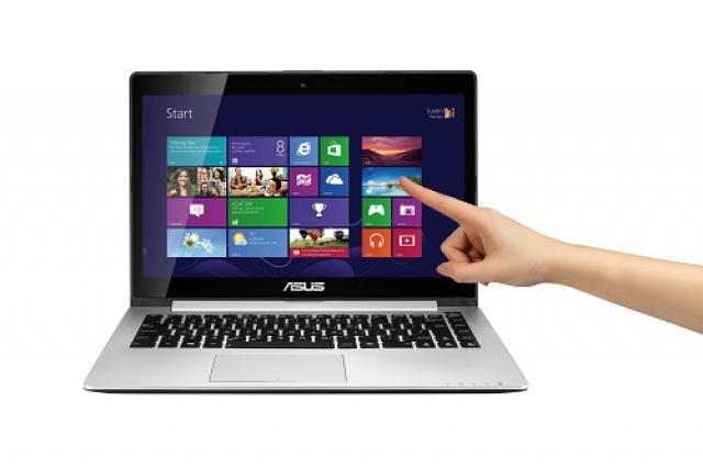 Ноутбуки ASUS VivoBook с сенсорным экраном доступны в Украине