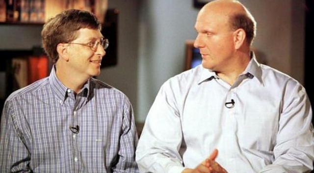 Билл Гейтс и Стив Балмер вошли в список самых влиятельных людей планеты