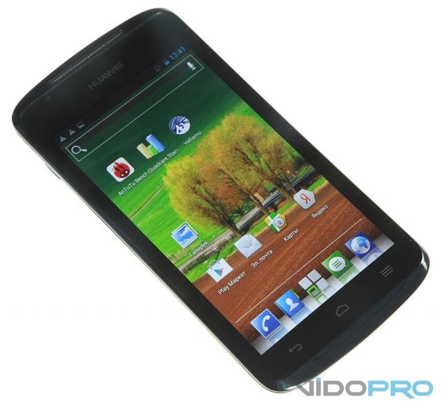Huawei Ascend G500 Pro (U8836D): король смартфонов Dual-SIM