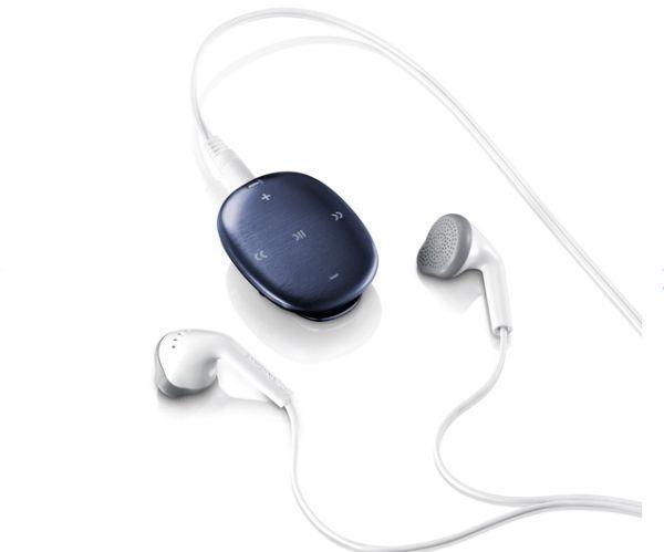 Компактный аудиоплеер Samsung Muse для почитателей Galaxy S3