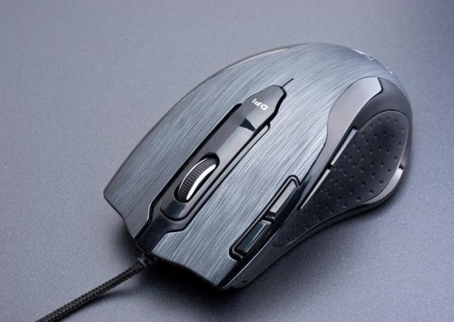 Лазерная мышь от Tesoro