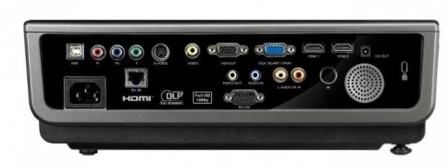 ERC – дистрибьютор проекторов Optoma