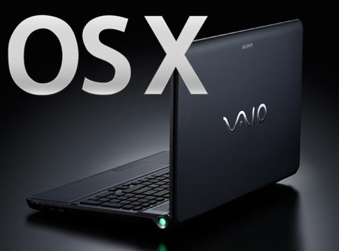 Стив Джобс хотел сделать Mac OS X доступной для устройств линейки Sony VAIO