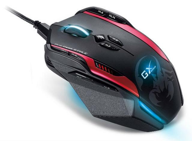 Gesture Mouse – новые мыши от Genius для Windows 8