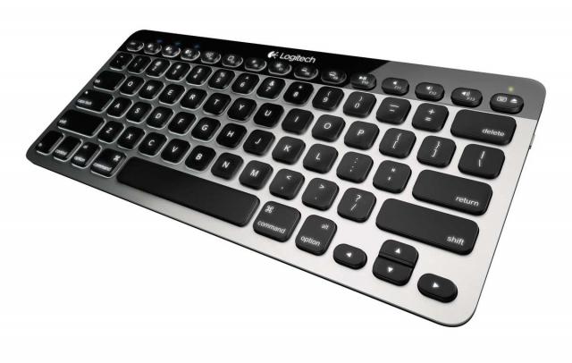Новые устройства Logitech для Apple