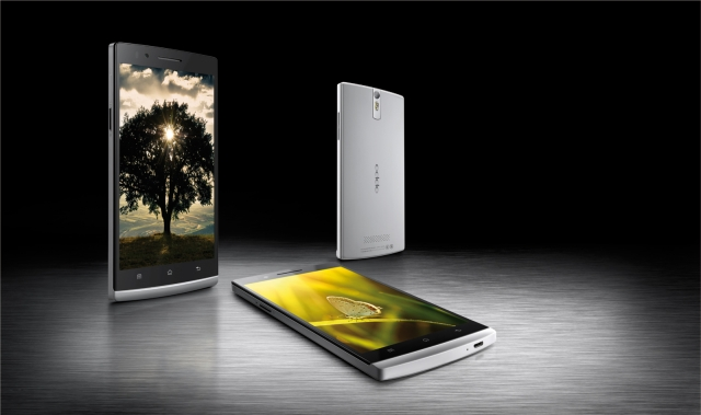 Oppo Find 5 – новый конкурент HTC Butterfly!