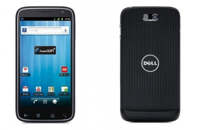 Dell прекращает выпуск смартфонов