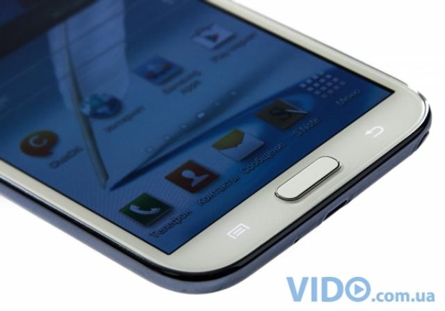 Samsung Galaxy Note III c 6,3 дюймовым дисплеем представят в 2013 году