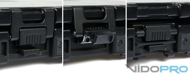 Panasonic ToughBook CF-19 mk5: танк с сенсорным дисплеем