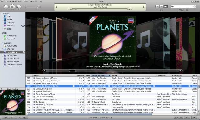 Apple считает iTunes лучшим приложением 2012 года