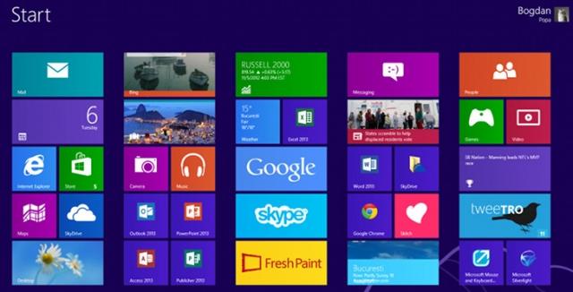 Вам нужно всего две недели, чтобы привыкнуть к Windows 8
