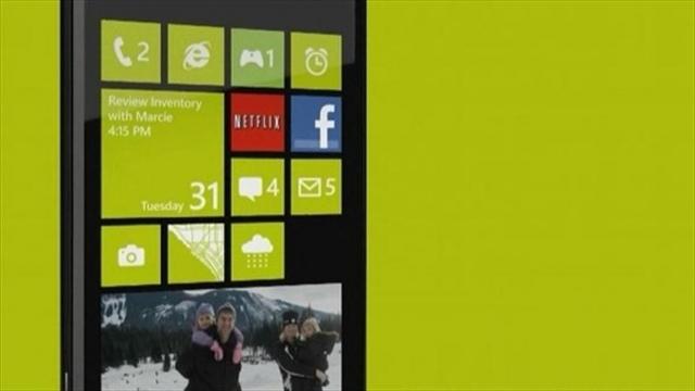 Nokia начинает поставки смартфонов под управлением Windows Phone 7.8