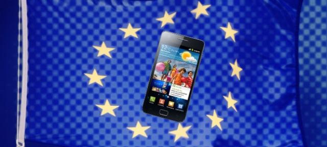 Больше половины населения Европы – владельцы смартфонов