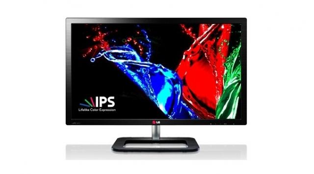 LG выпускает IPS-мониторы с разрешением 2560х1440