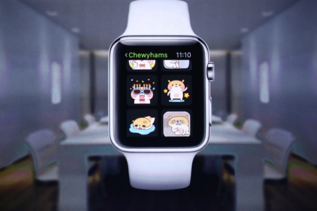 Как Facebook, Instagram, Twitter и WeChat выглядят на Apple Watch