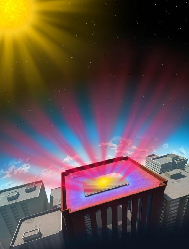 Стэнфорд использует открытый космос как совершенный теплообменник для бесплатного, неограниченного охлаждения