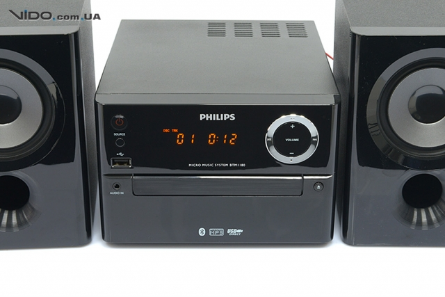 Обзор акустической системы Philips BTM1180/12: музыкальный центр для дома