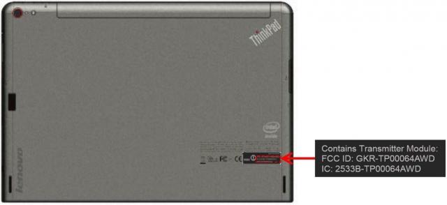 Lenovo ThinkPad 10: первые фото и характеристики