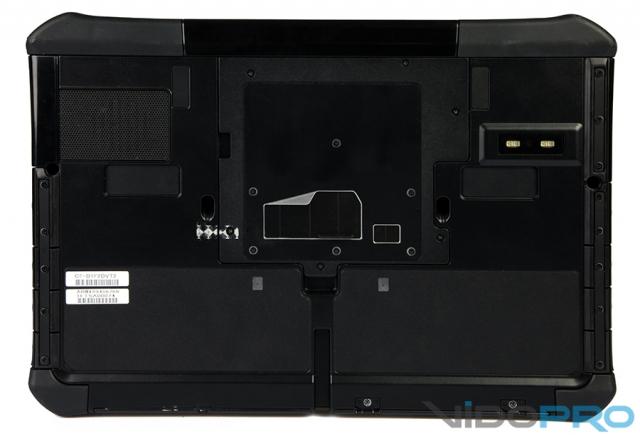Panasonic Toughbook CF-D1 mk1: промышленный планшет
