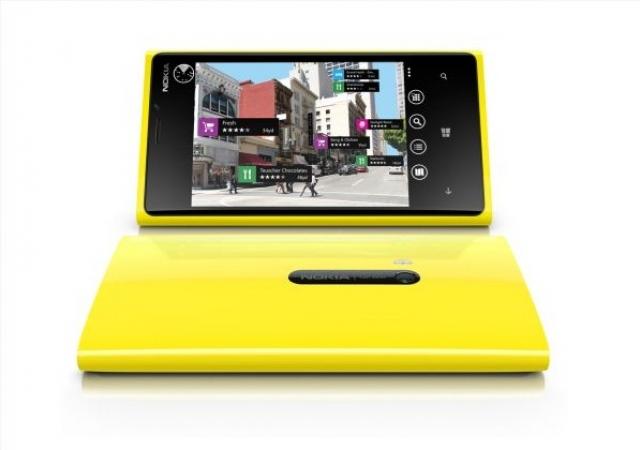 Lumia 922 – новый флагман Nokia?