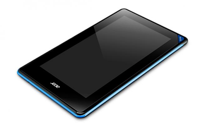 Утечка: Acer Iconia B1 недорогой планшет на Android Jelly Bean