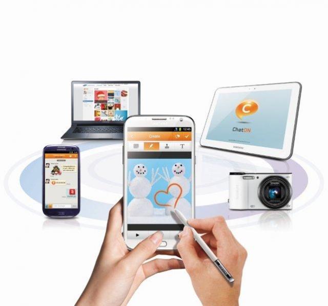 Обновлен коммуникационный сервис Samsung ChatON 2.0