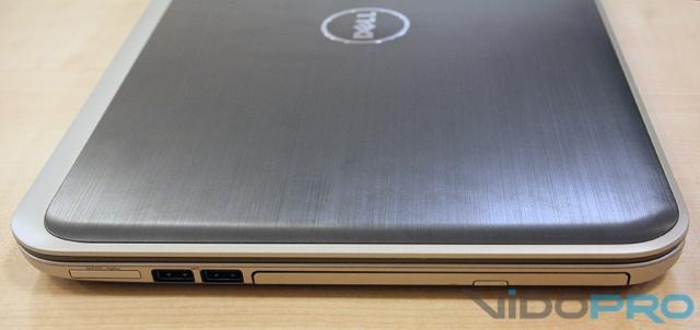 Dell Inspiron 15z: первый взгляд