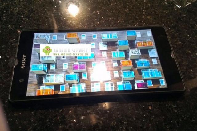 Sony Xperia Z - ожидаем!