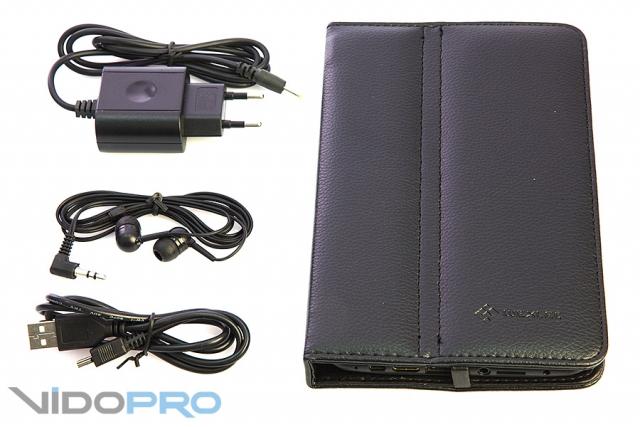 Wexler Book T7008: гибрид планшета и электронной книги