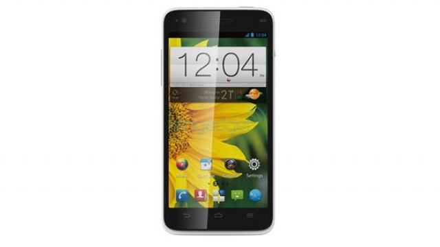 ZTE Grand S – еще один смартфон с 5-дюймовым дисплеем full HD