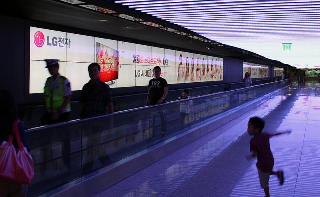 CES 2013: коммерческие дисплеи LG