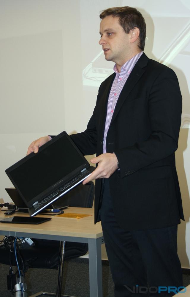 Корпоративный ультрабук Dell Latitude 6430u: первый взгляд