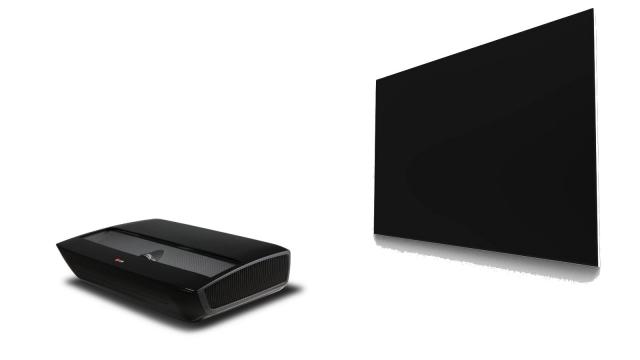 100 дюймов лазерного телевидения от LG