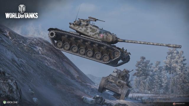 Танковый день X: World of Tanks выходит на Xbox One 28 июля