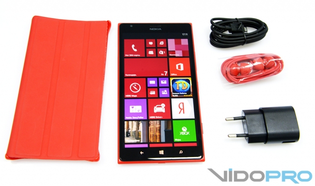 Фаблет Nokia Lumia 1520: твое счастливое время
