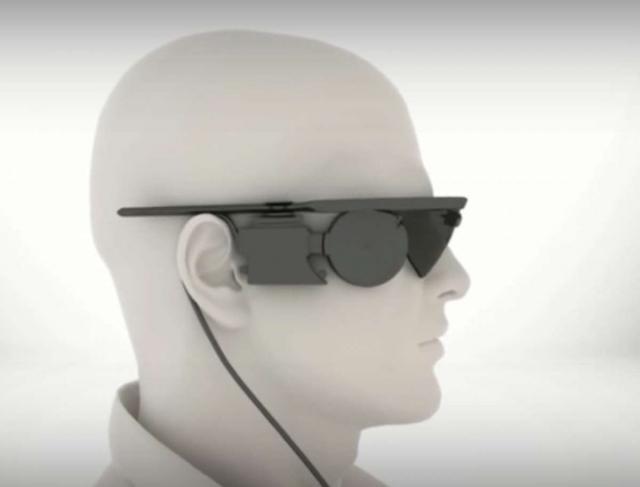 Посмотрите на мир бионическими глазами при помощи этой удивительной симуляции