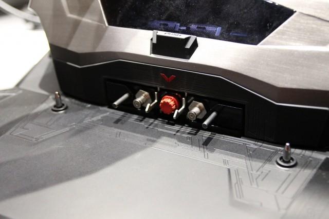 Asus GX700 – сумасшедший ноутбук с водяным охлаждением и невыпущенной видеокартой Nvidia