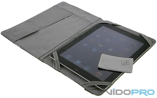 Tucano Unica Booklet Case: универсальный чехол для планшетов на Android