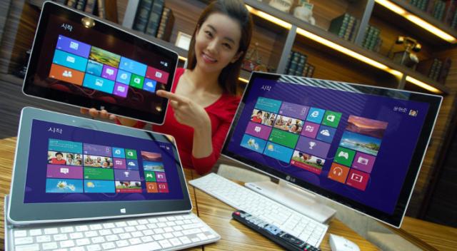 Fujitsu считает спрос на Windows 8 «слабым»