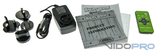 Angry Birds Speaker Helmet Pig: их много и они в касках