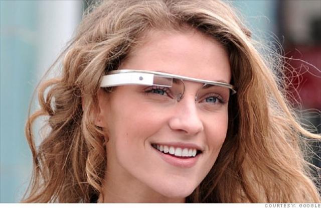 В Google все еще не знают, как будут использоваться очки Google Glass