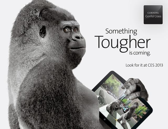 Gorilla Glass III дебютирует на CES 2013